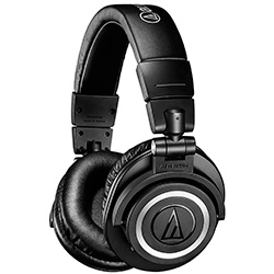 Compare Audio-Technica ATH-M50xBT