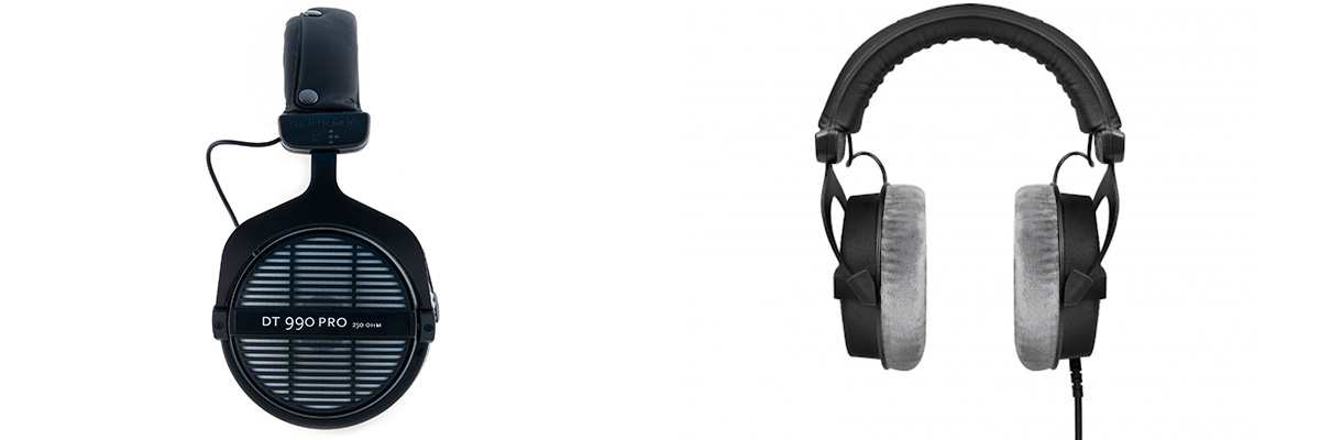Beyerdynamic DT 990 Pro pros and cons