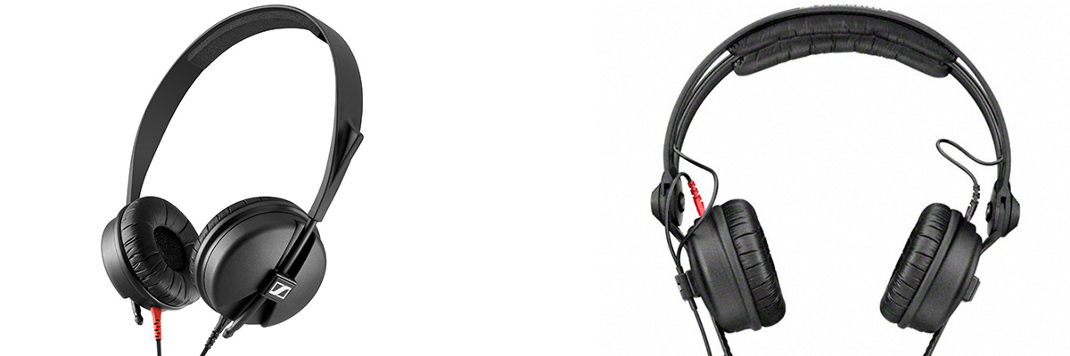 Sennheiser HD 25 pros and cons
