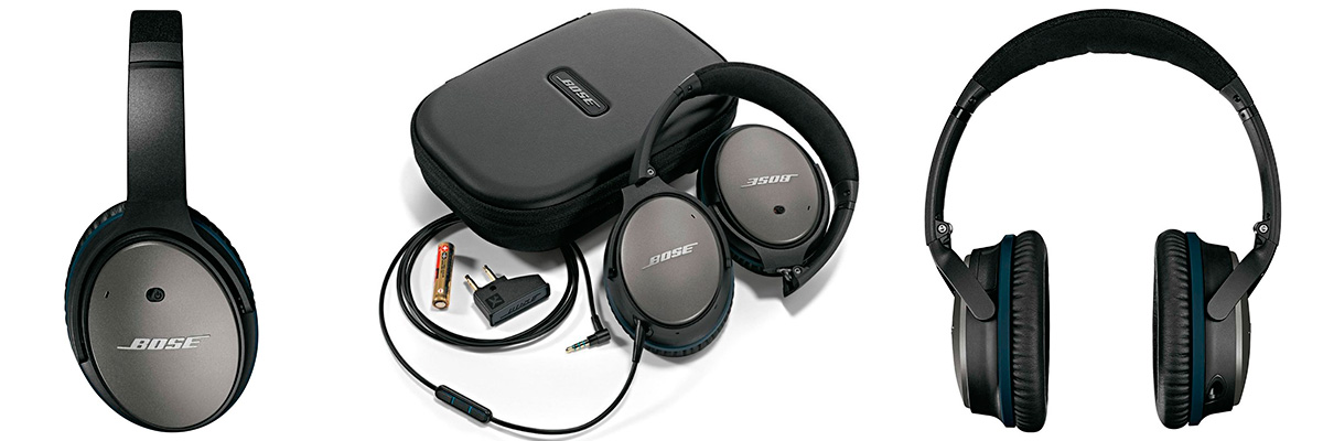 Bose QuietComfort 25 pros and cons